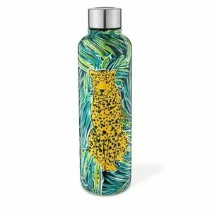 Cheetah Water Bottle -Stainless Steel Multicolored